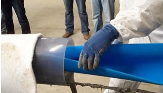 Riparazione tubazioni di scarico fognature